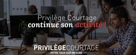 Privilege courtage continue
