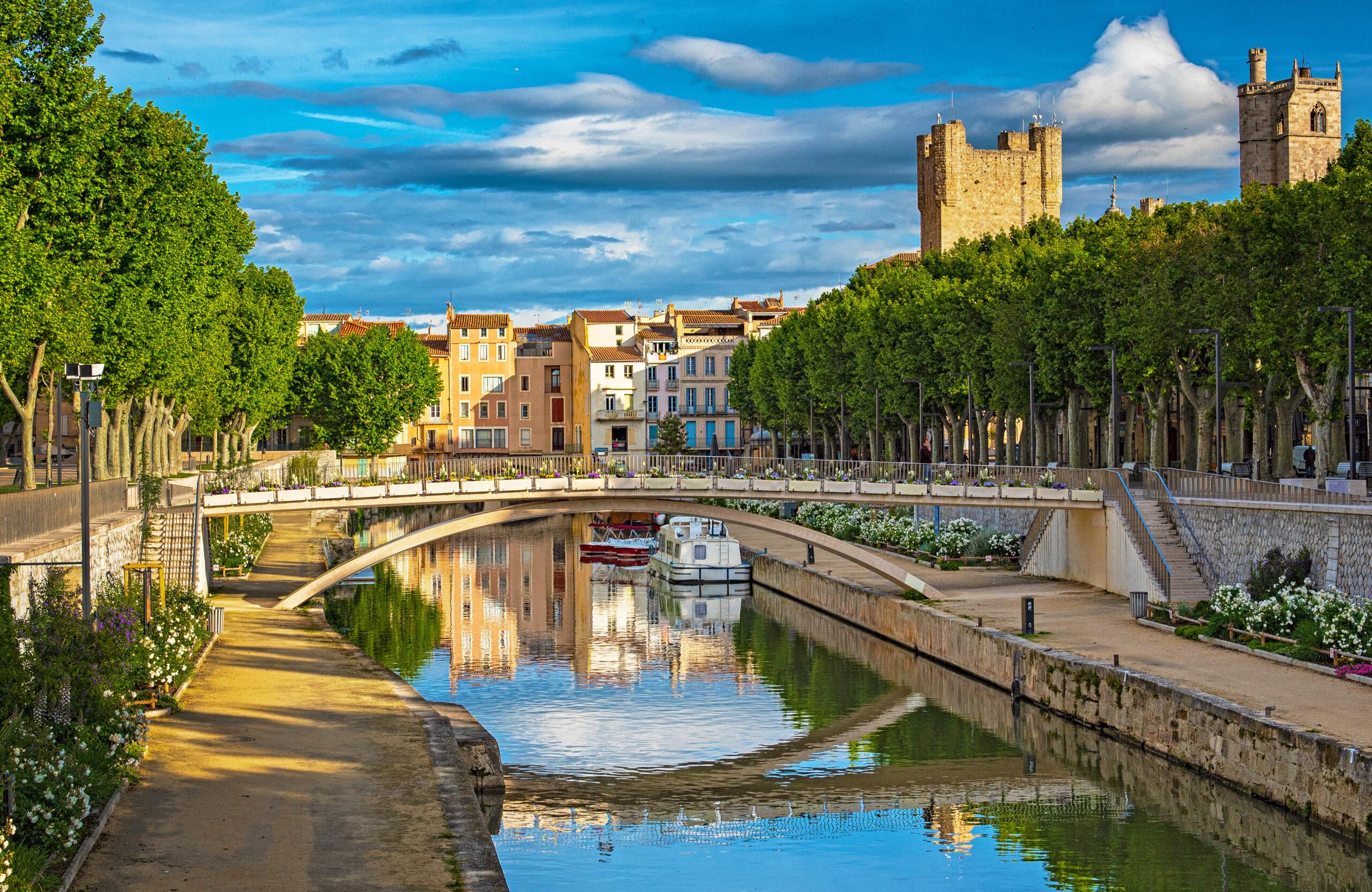 Image de la ville de Narbonne