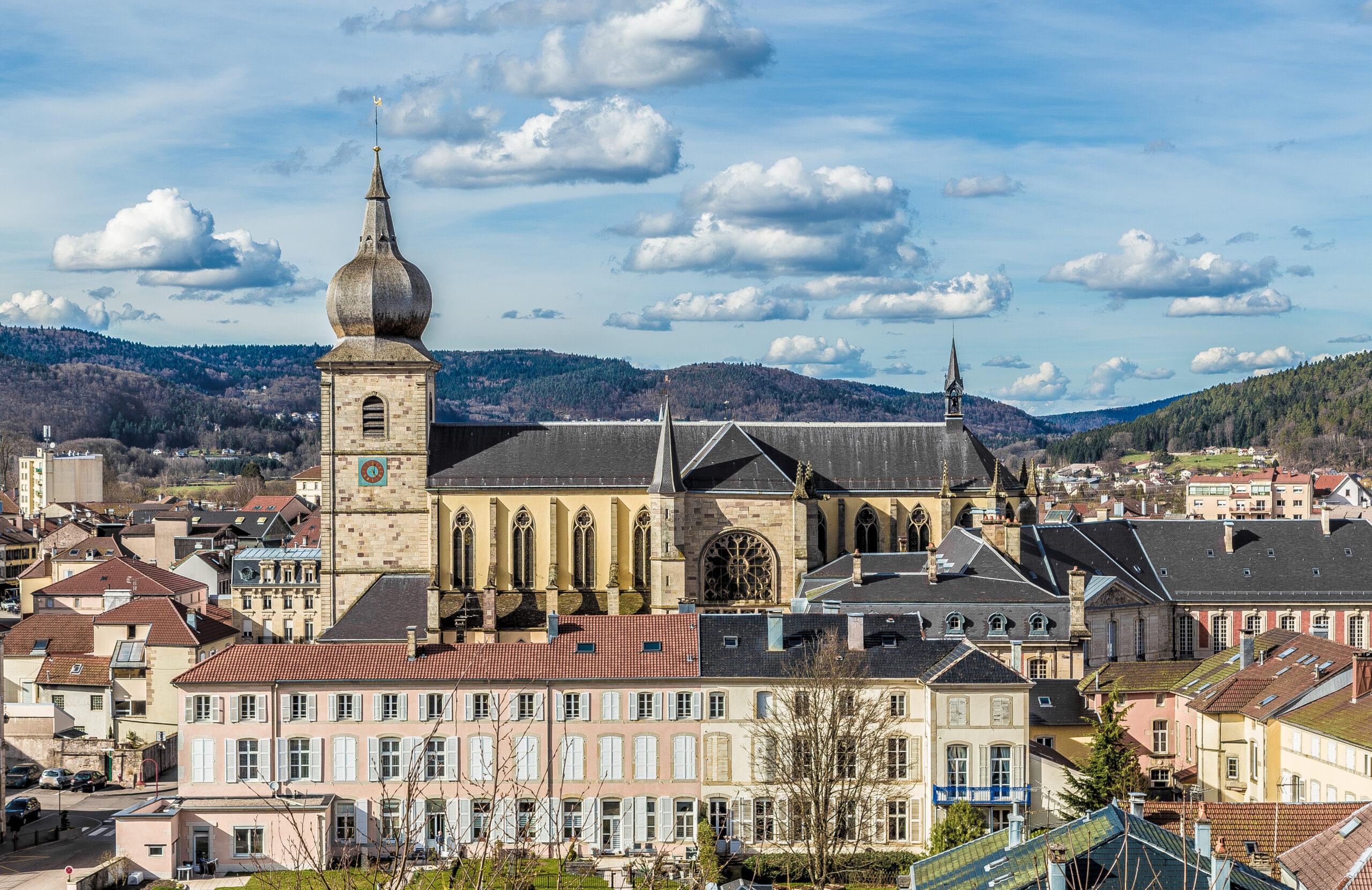 Ville de Remiremont